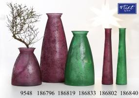 Ritzenhoff & Breker Vase Vulcano Rot
