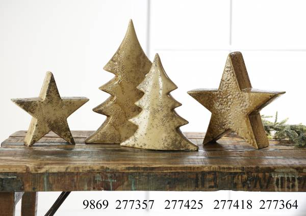 Ritzenhoff & Berker Deko-Stern Navidad sand