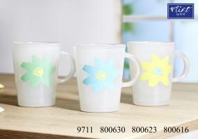 Flirt by R&B Kaffeebecher 380 ml Fleur