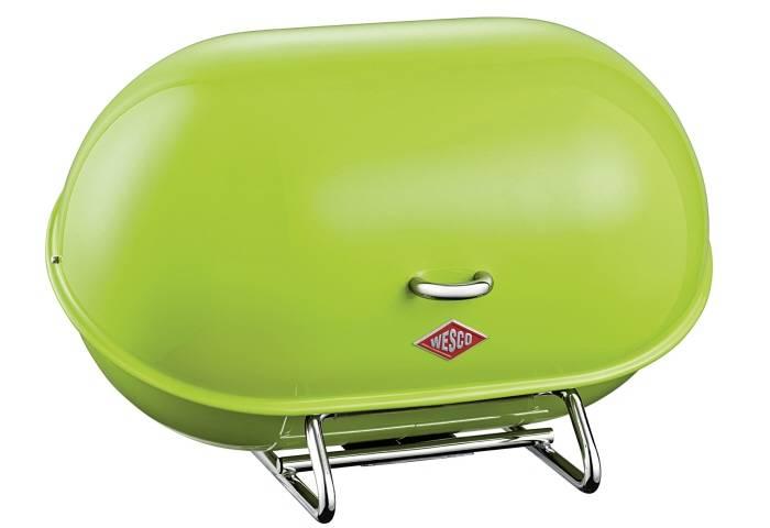 Wesco Outdoor Küchen : Wesco brotbehälter breadboy single limegreen aufbewahrung küche