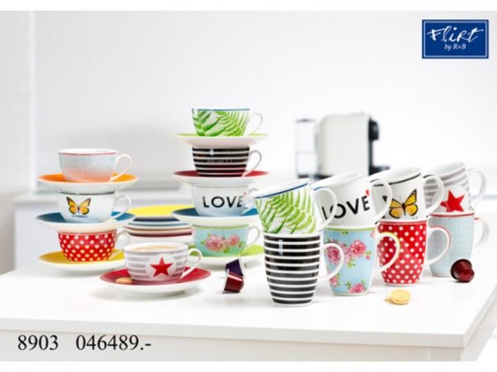 flirt by r b kaffee set edition sch ihr online shop f r geschirr besteck. Black Bedroom Furniture Sets. Home Design Ideas