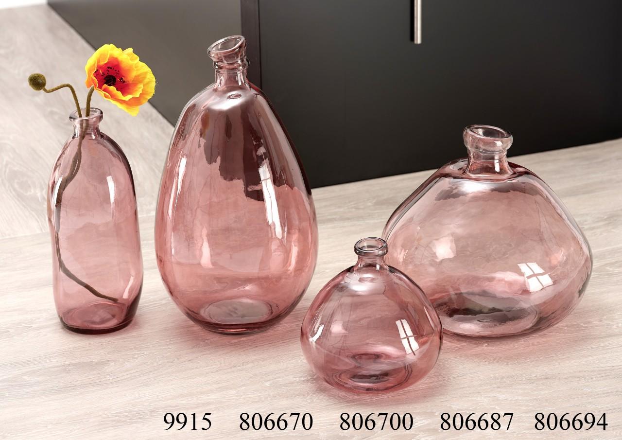 Ritzenhoff & Breker Vase Oranic Rose