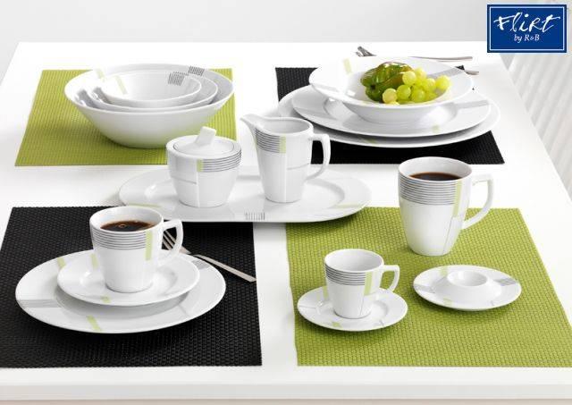 flirt by r b geschirr serie vertigo geschirr gedeckter tisch sch ihr online. Black Bedroom Furniture Sets. Home Design Ideas