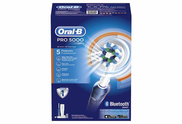 BRA PRO5000 Bluetooth Zahnb