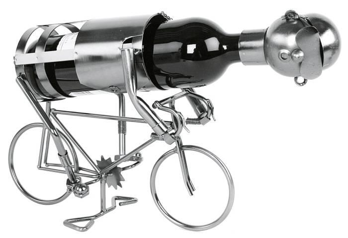 flaschenhalter radfahrer f r ihn geschenkideen. Black Bedroom Furniture Sets. Home Design Ideas