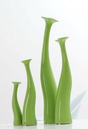 Ritzenhoff & Breker Stangenvase Ida grün