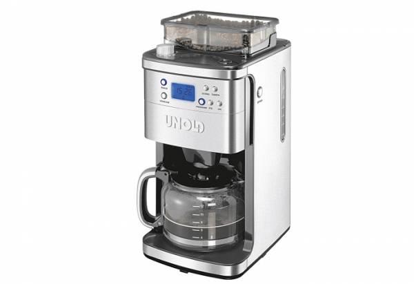 Kaffeeautomat mit integrierter M