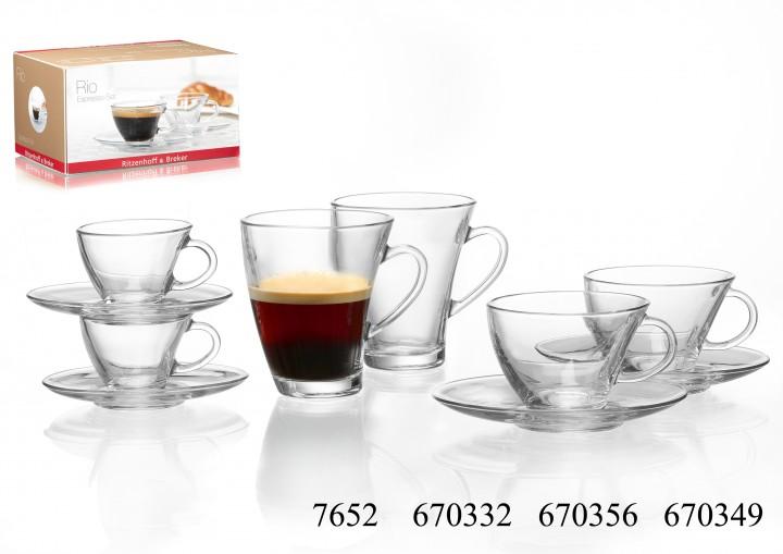 flirt by r b kaffee serie rio sch ihr online shop f r geschirr besteck. Black Bedroom Furniture Sets. Home Design Ideas