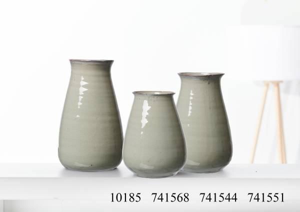 Ritzenhoff & Breker Vasenserie Khaki Saskia