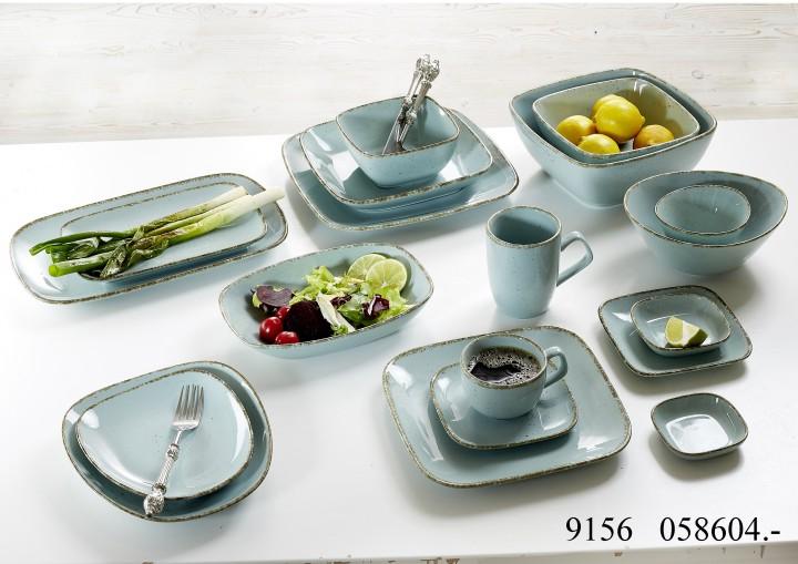 ritzenhoff breker geschirr serie blau casa sch ihr online shop f r geschirr. Black Bedroom Furniture Sets. Home Design Ideas