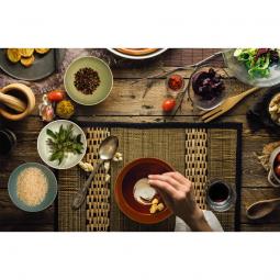 Seltmann Weiden Geschirr-Serie Coup Fine Dining Country Life petrol 570