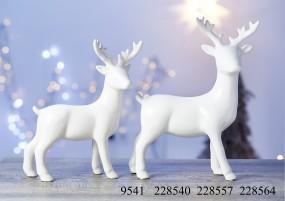 Ritzenhoff & Breker Weihnachtsfigur Hirsch stehend