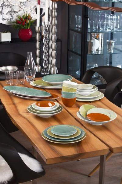 seltmann weiden geschirr serie coup fine dining country life terracotta sch ihr. Black Bedroom Furniture Sets. Home Design Ideas